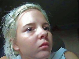 Sexy Amateur Cutie Stripping On Webcam