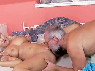 Old Fart Is Having Wild Sex With Sunny Diamond Hdzog Free Xxx Hd High Quality Sex Tube