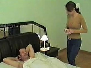 Dad Fuck His Daughter's Friend For Breakfast Free Porn Aa